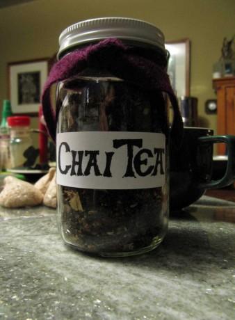 Chai-Jar